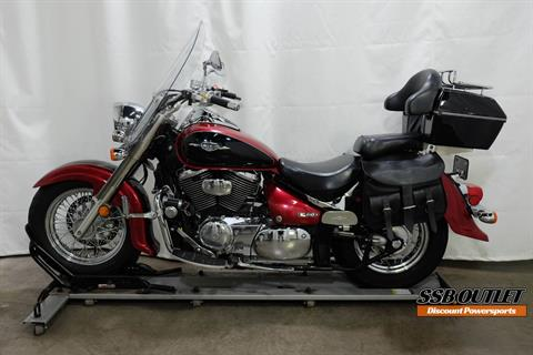 2007 Suzuki Boulevard C50 in Eden Prairie, Minnesota - Photo 4