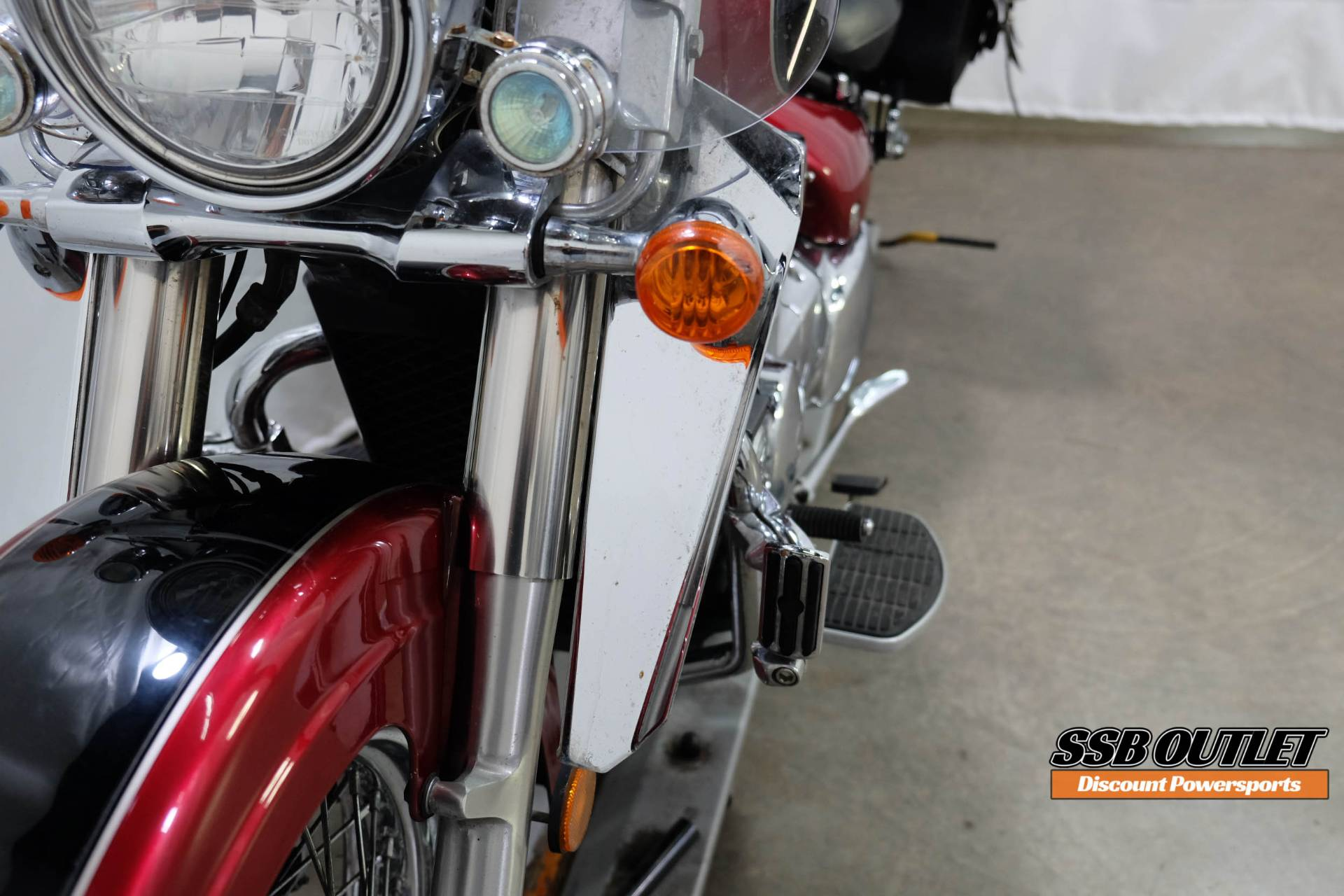 2007 Suzuki Boulevard C50 in Eden Prairie, Minnesota - Photo 8