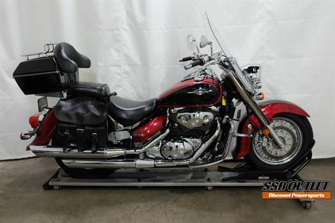 2007 Suzuki Boulevard C50 in Eden Prairie, Minnesota - Photo 1