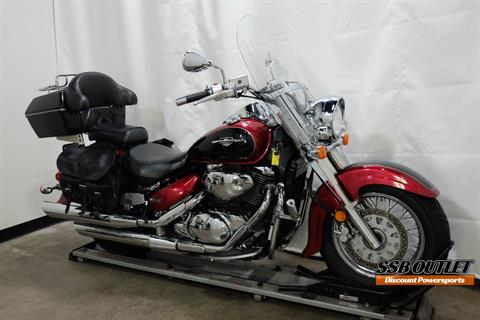 2007 Suzuki Boulevard C50 in Eden Prairie, Minnesota - Photo 2
