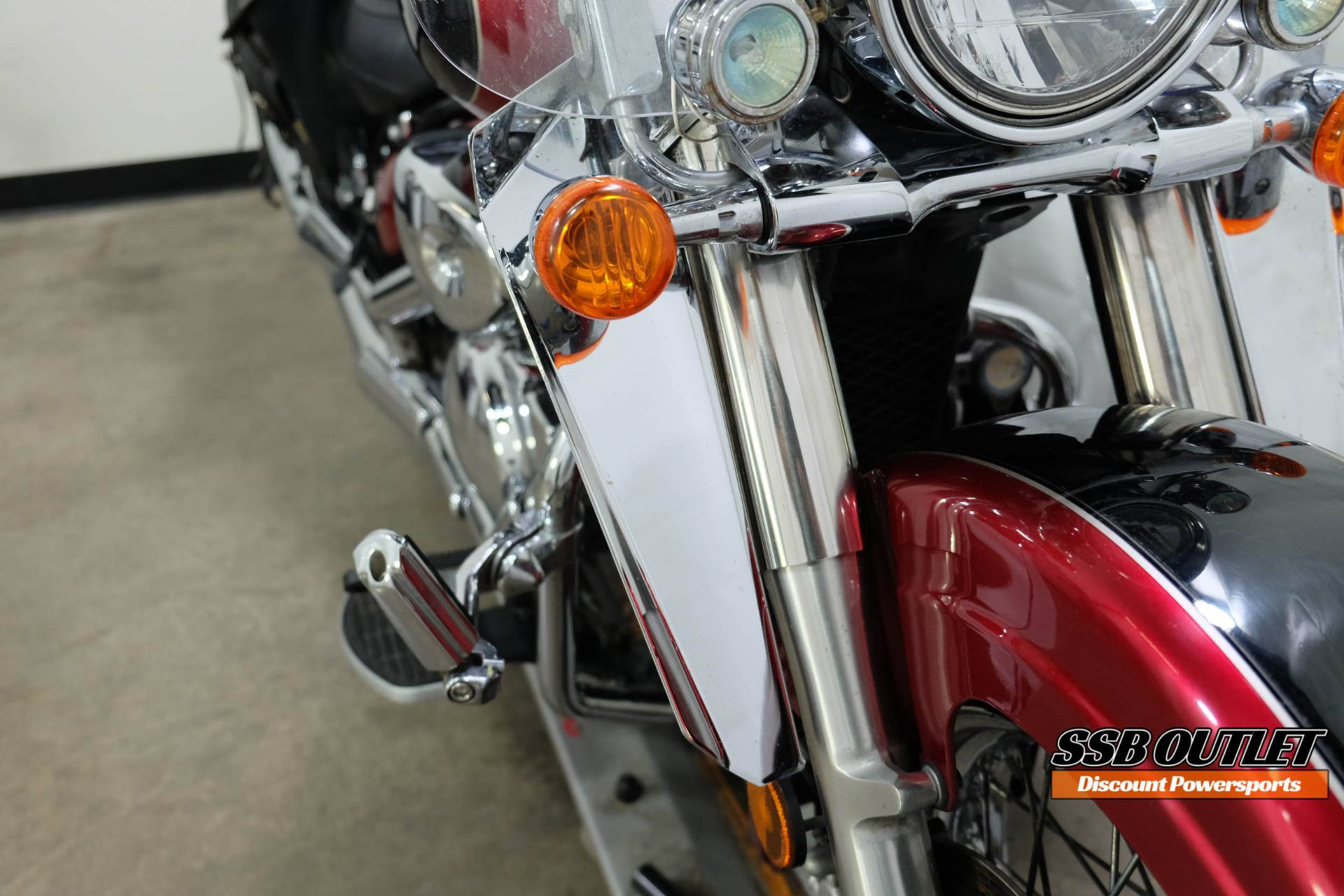 2007 Suzuki Boulevard C50 in Eden Prairie, Minnesota - Photo 27