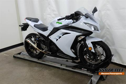 2015 Kawasaki Ninja® 300 SE in Eden Prairie, Minnesota - Photo 2