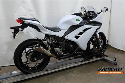 2015 Kawasaki Ninja® 300 SE in Eden Prairie, Minnesota - Photo 6