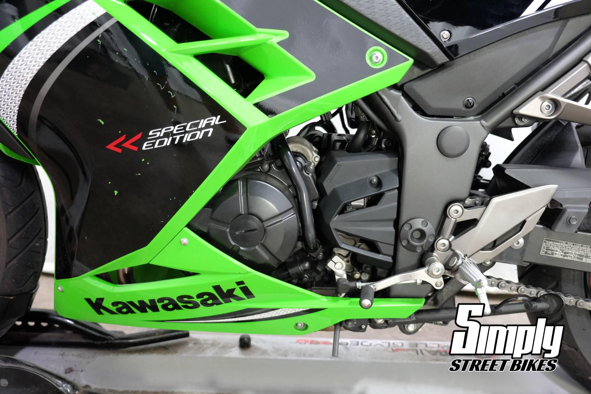 2014 Kawasaki Ninja 300 Abs Se In Eden Prairie Minnesota