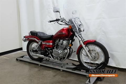 2007 Honda Rebel® in Eden Prairie, Minnesota - Photo 2