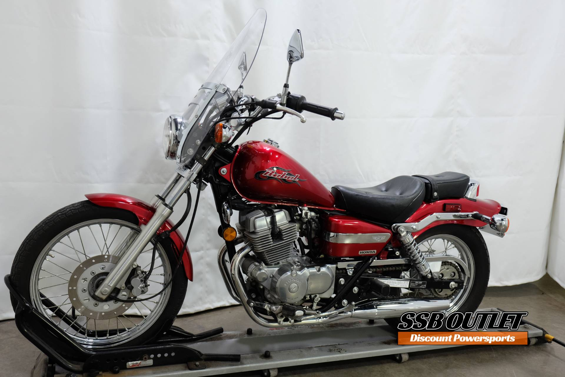 2007 Honda Rebel® in Eden Prairie, Minnesota - Photo 3