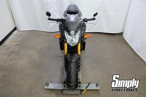2012 Yamaha FZ8 in Eden Prairie, Minnesota - Photo 3
