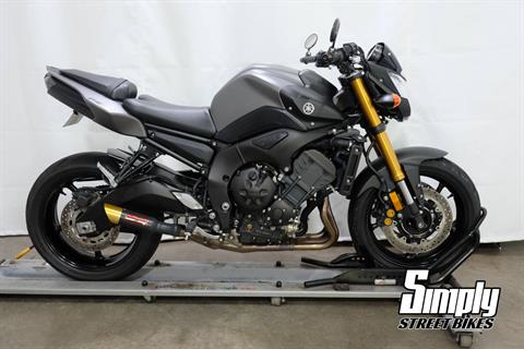 2012 Yamaha FZ8 in Eden Prairie, Minnesota - Photo 1