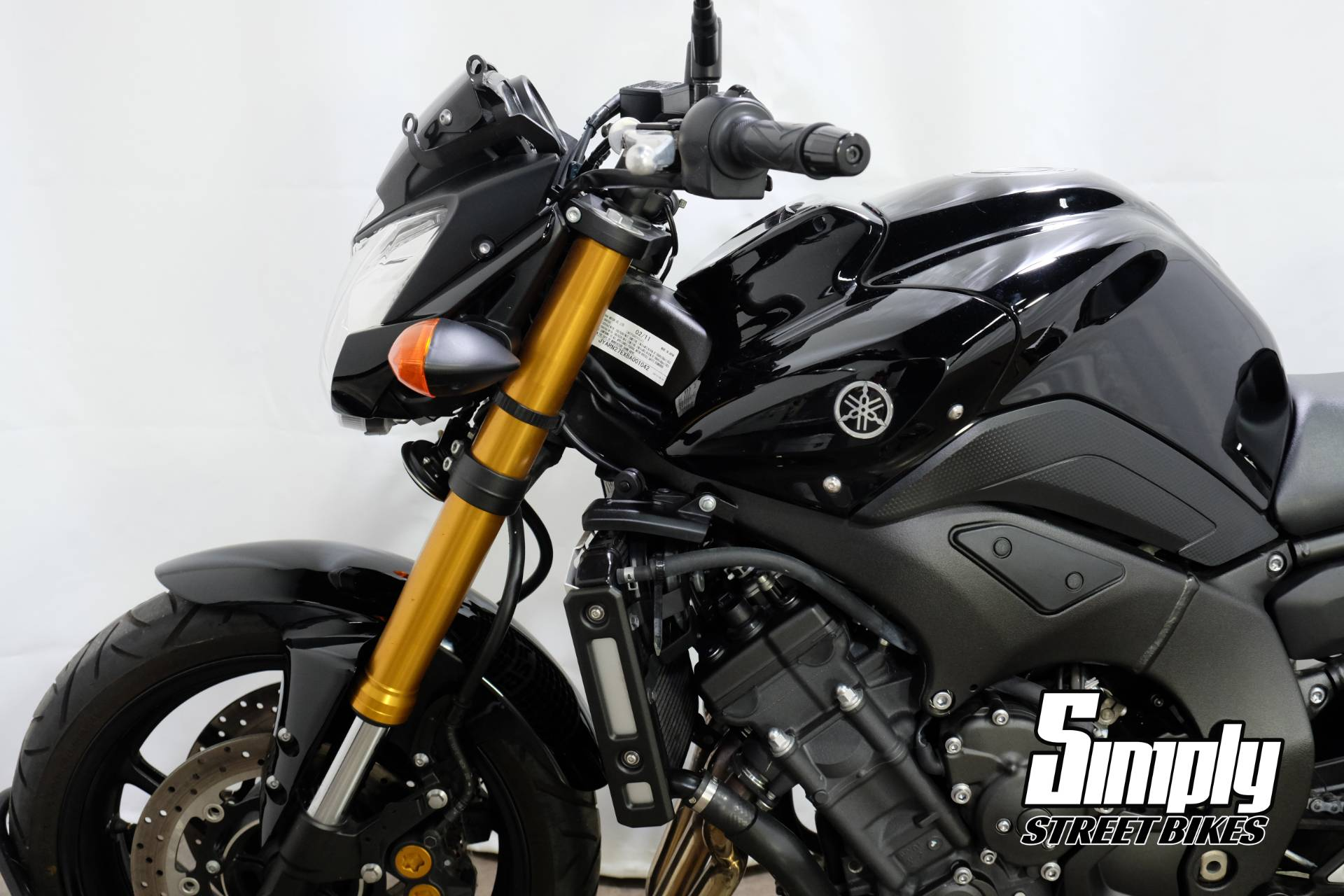 2011 Yamaha FZ8 in Eden Prairie, Minnesota - Photo 29