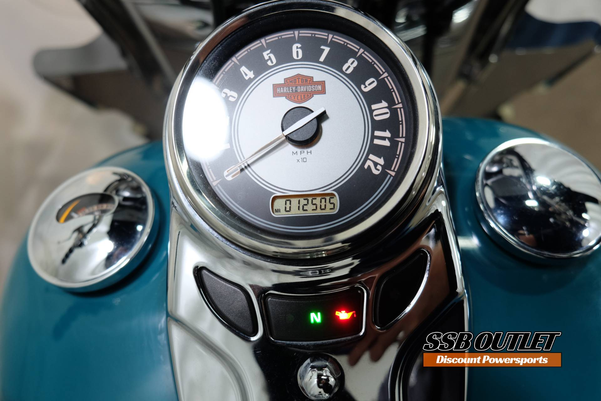 2009 Harley-Davidson Heritage Softail® Classic in Eden Prairie, Minnesota - Photo 17
