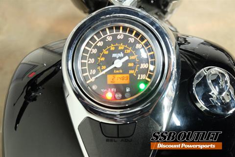 2005 Suzuki Boulevard C50 Black in Eden Prairie, Minnesota - Photo 13