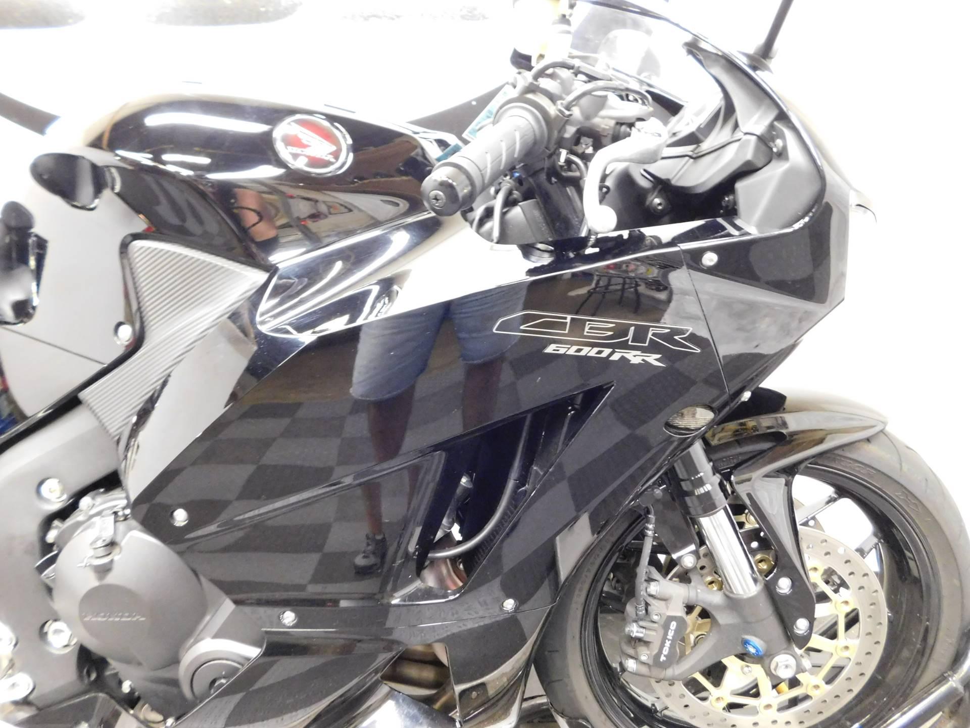 Used 2014 Honda CBR®600RR Motorcycles in Eden Prairie, MN | Stock ...