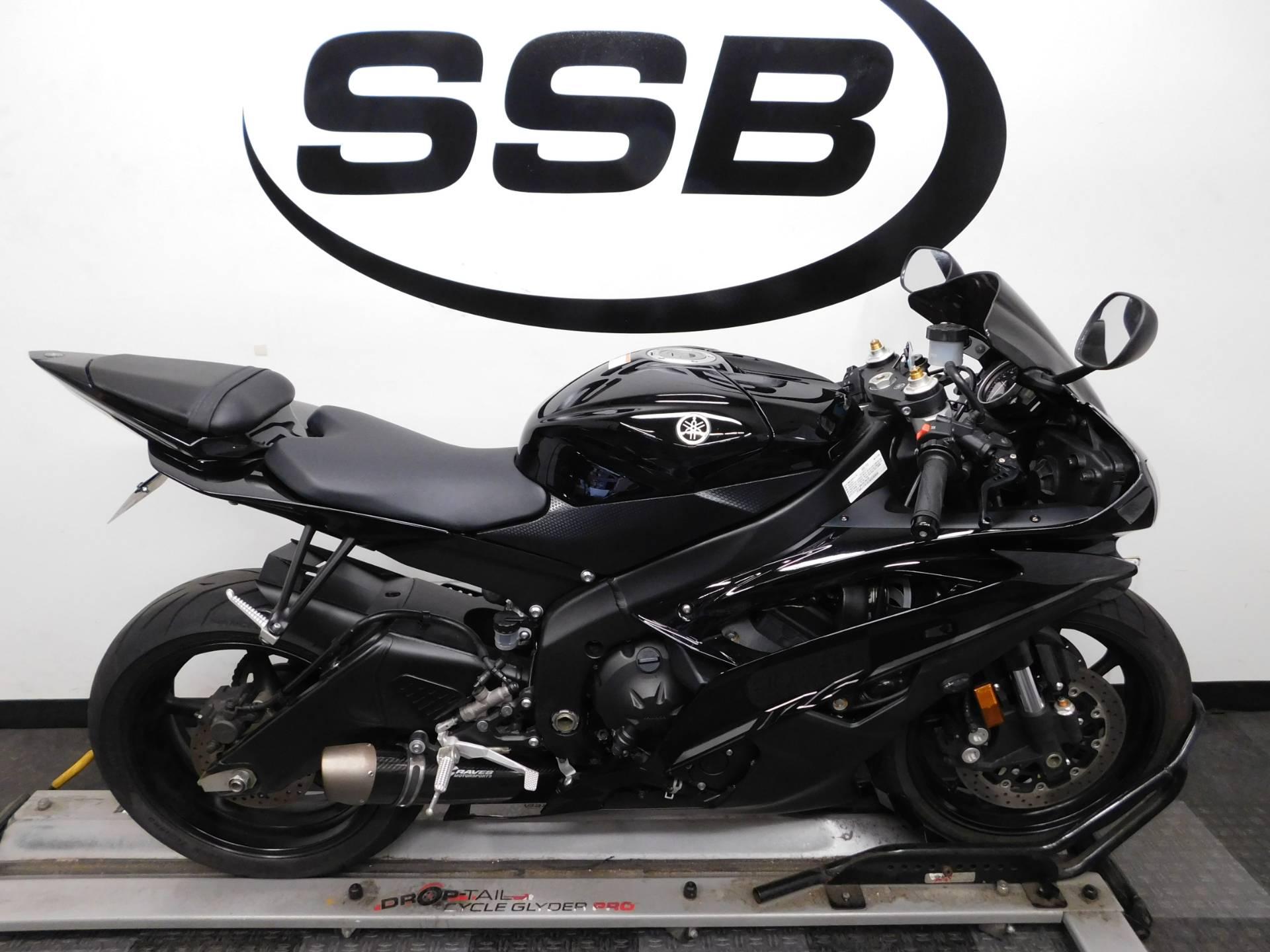 2012 Yamaha YZF-R6 for sale 57153