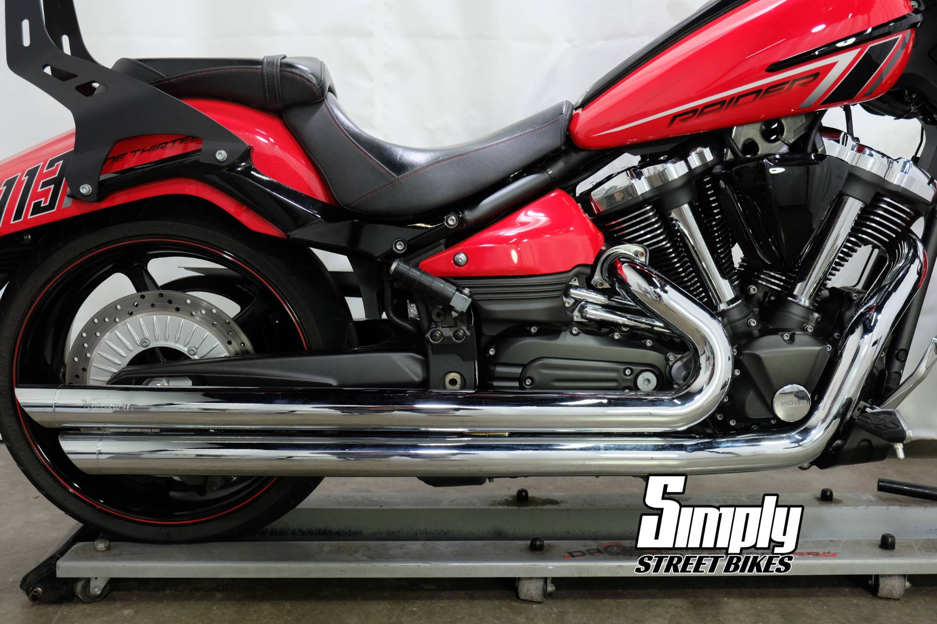 2014 Yamaha Raider in Eden Prairie, Minnesota - Photo 16