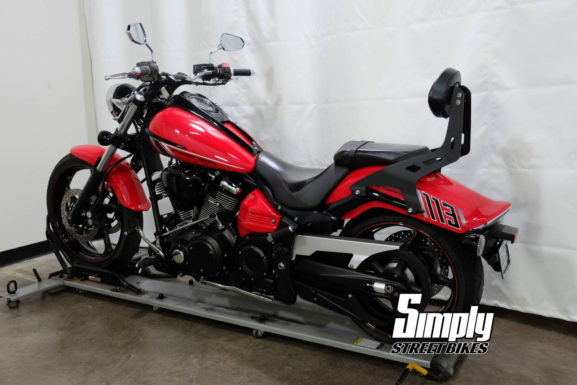 2014 Yamaha Raider in Eden Prairie, Minnesota - Photo 6