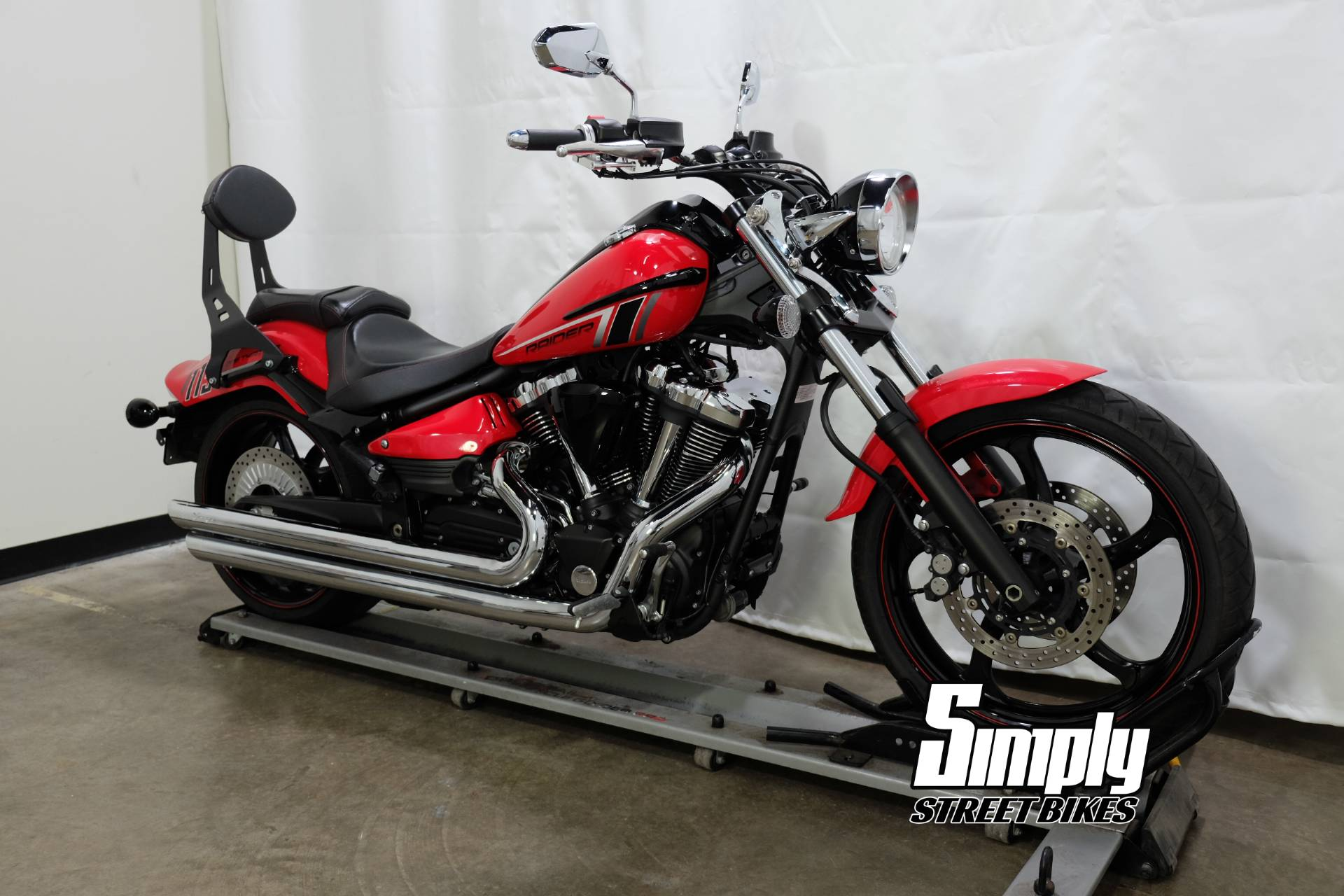 2014 Yamaha Raider in Eden Prairie, Minnesota - Photo 2