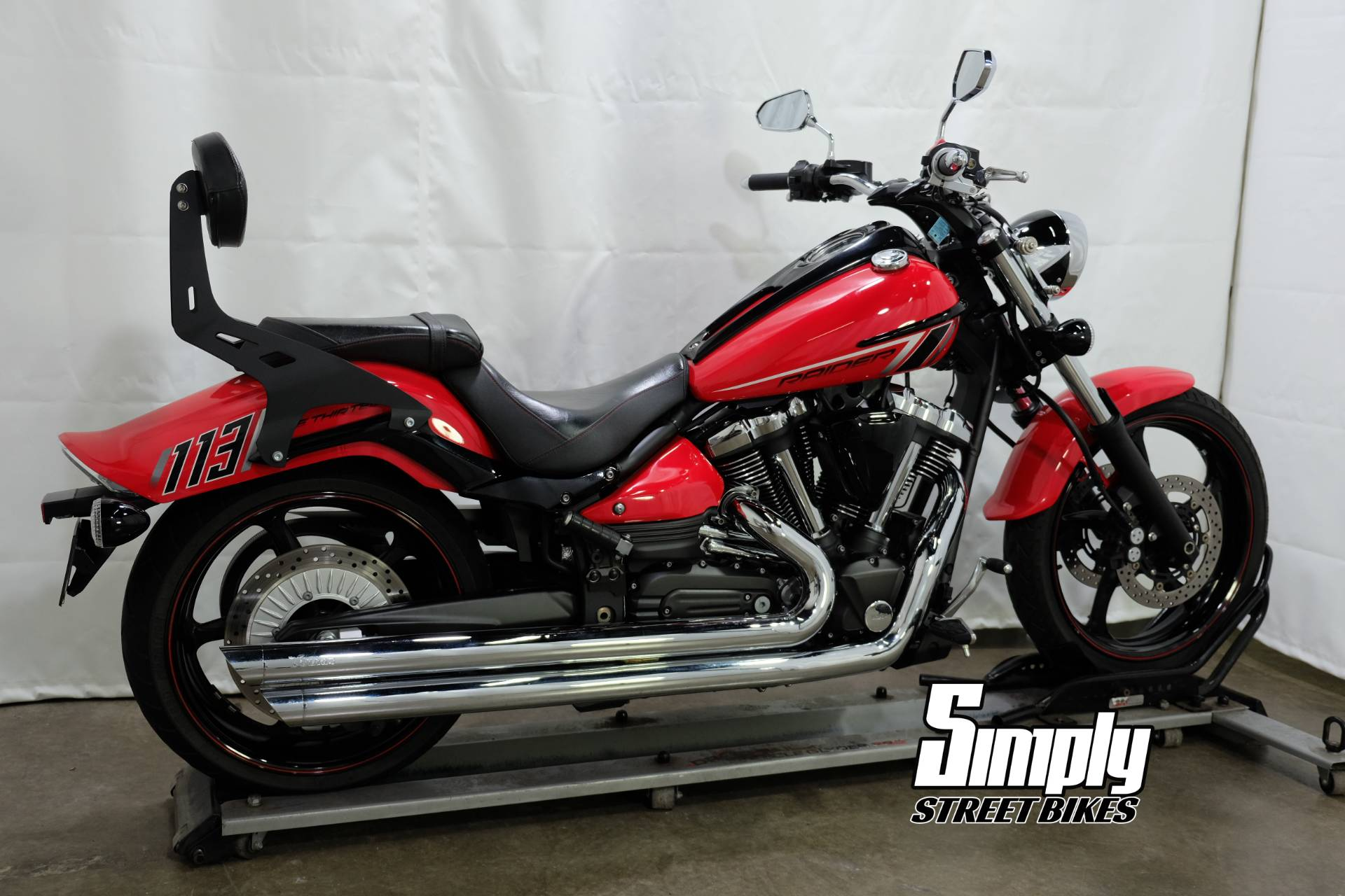2014 Yamaha Raider in Eden Prairie, Minnesota - Photo 8