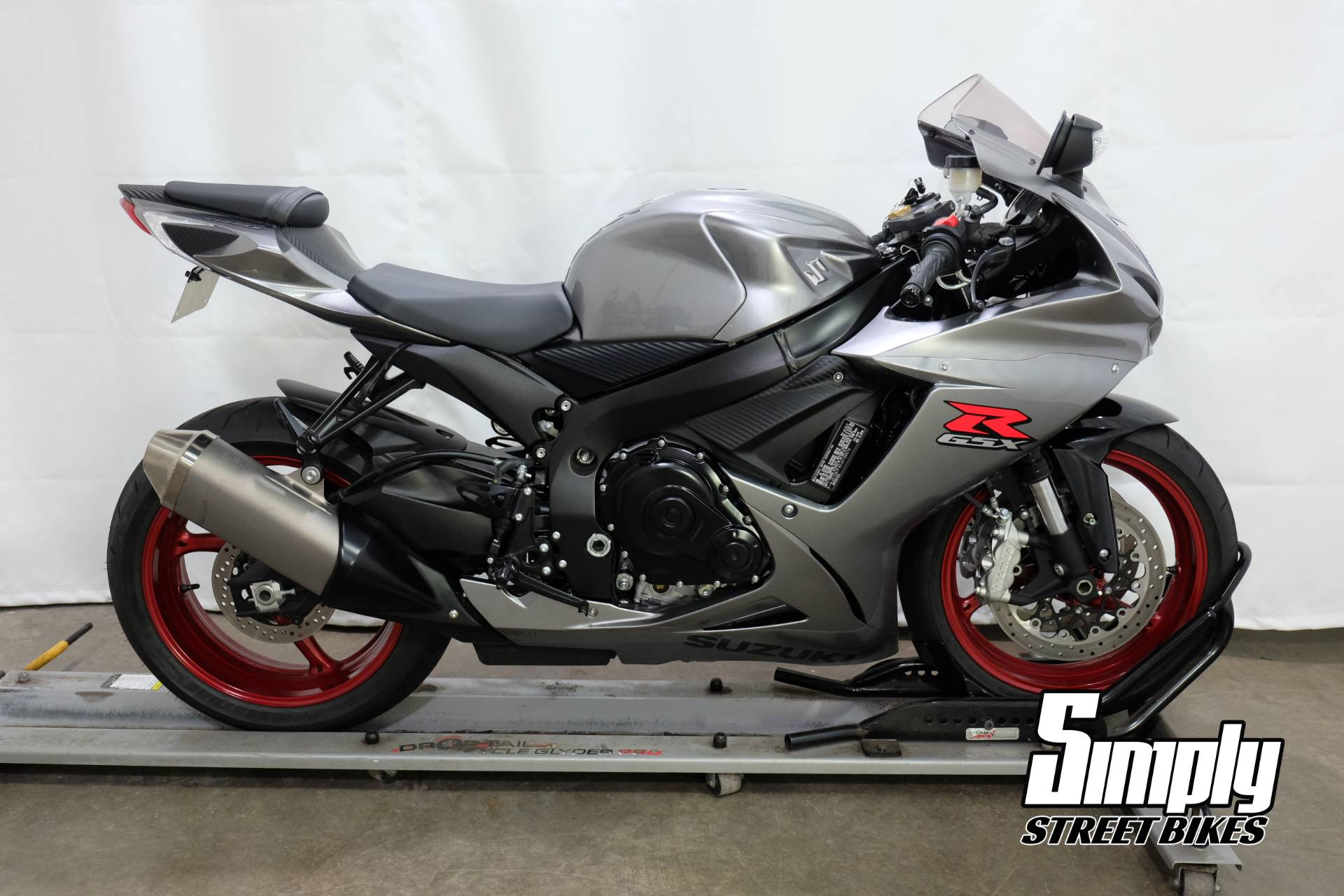 2018 Suzuki GSX-R600 in Eden Prairie, Minnesota - Photo 1