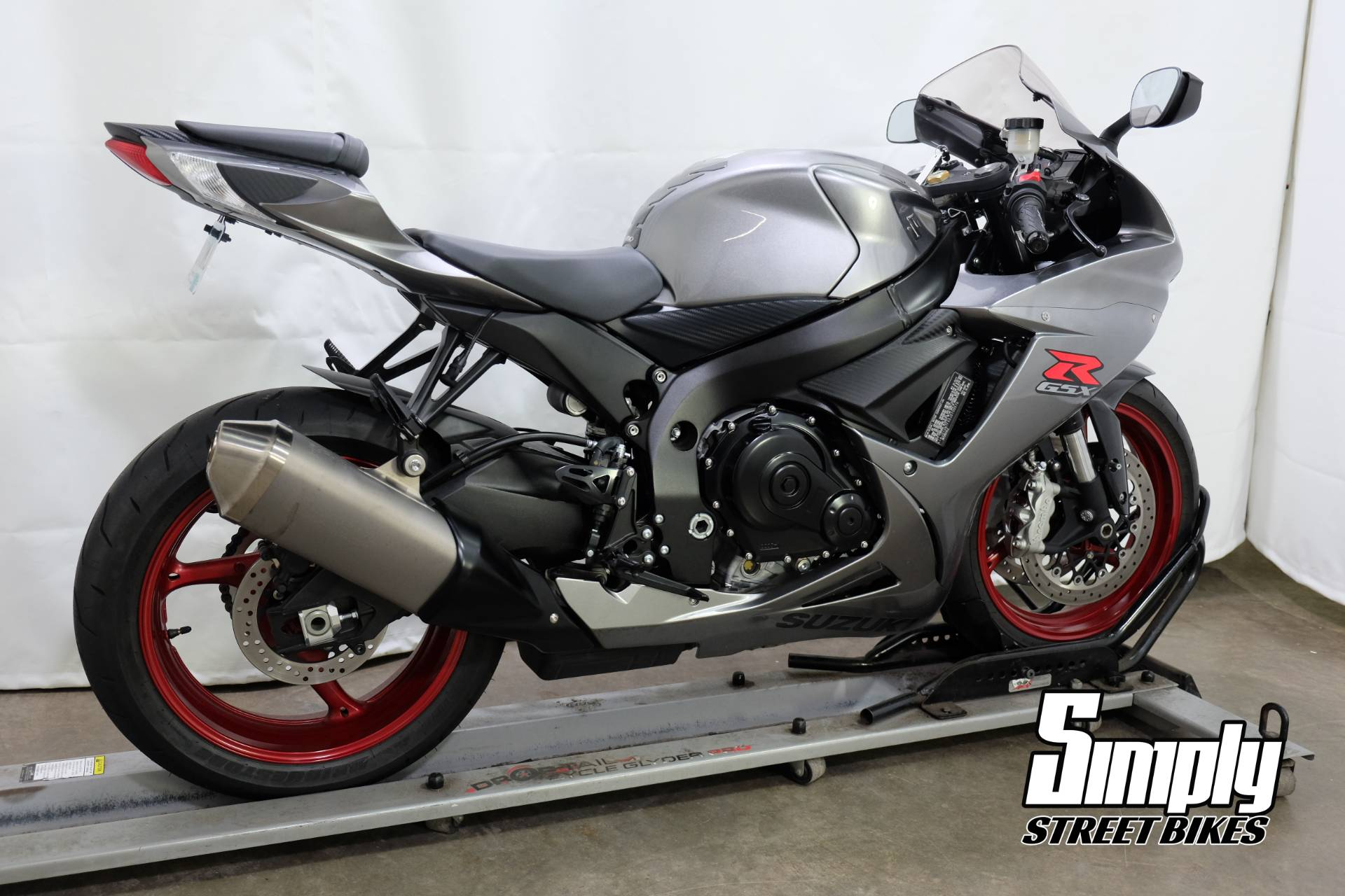 2018 Suzuki GSX-R600 in Eden Prairie, Minnesota - Photo 8