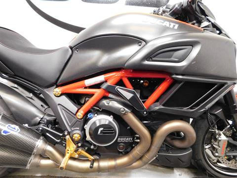 2015 Ducati Diavel Carbon in Eden Prairie, Minnesota