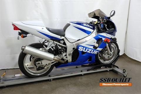 2002 Suzuki GSX-R600 in Eden Prairie, Minnesota - Photo 6