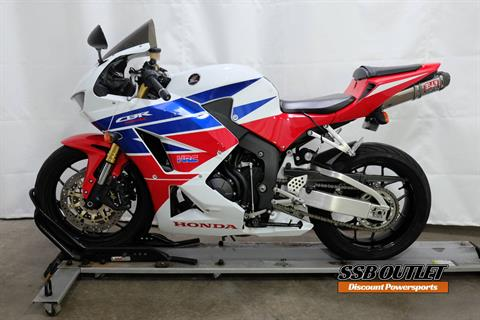 2013 Honda CBR®600RR in Eden Prairie, Minnesota - Photo 4