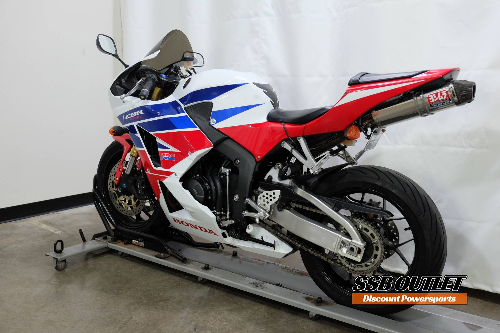 2013 Honda CBR®600RR in Eden Prairie, Minnesota - Photo 5