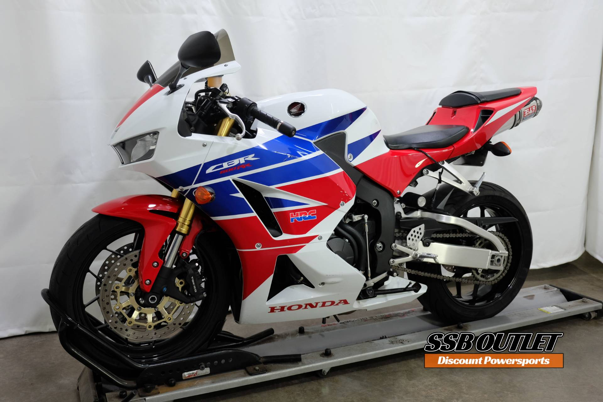 2013 Honda CBR®600RR in Eden Prairie, Minnesota - Photo 3