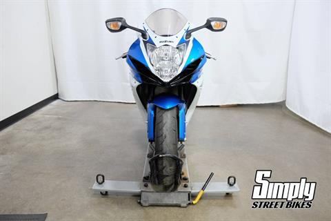 2011 Suzuki GSX-R600™ in Eden Prairie, Minnesota - Photo 12