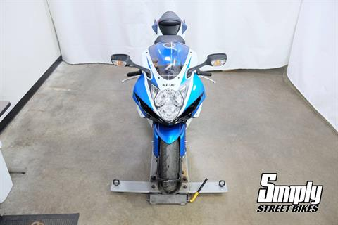 2011 Suzuki GSX-R600™ in Eden Prairie, Minnesota - Photo 3