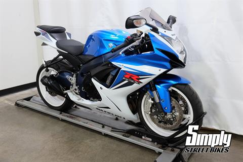 2011 Suzuki GSX-R600™ in Eden Prairie, Minnesota - Photo 2