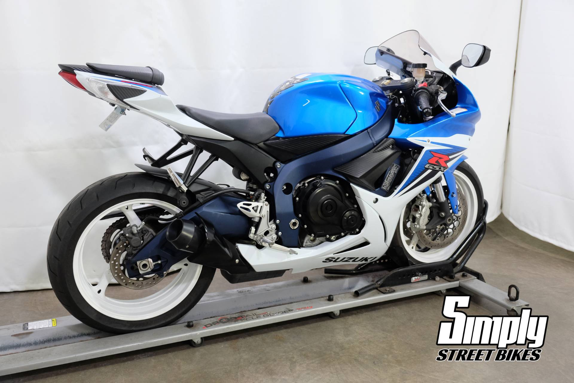 2011 Suzuki GSX-R600™ in Eden Prairie, Minnesota - Photo 8
