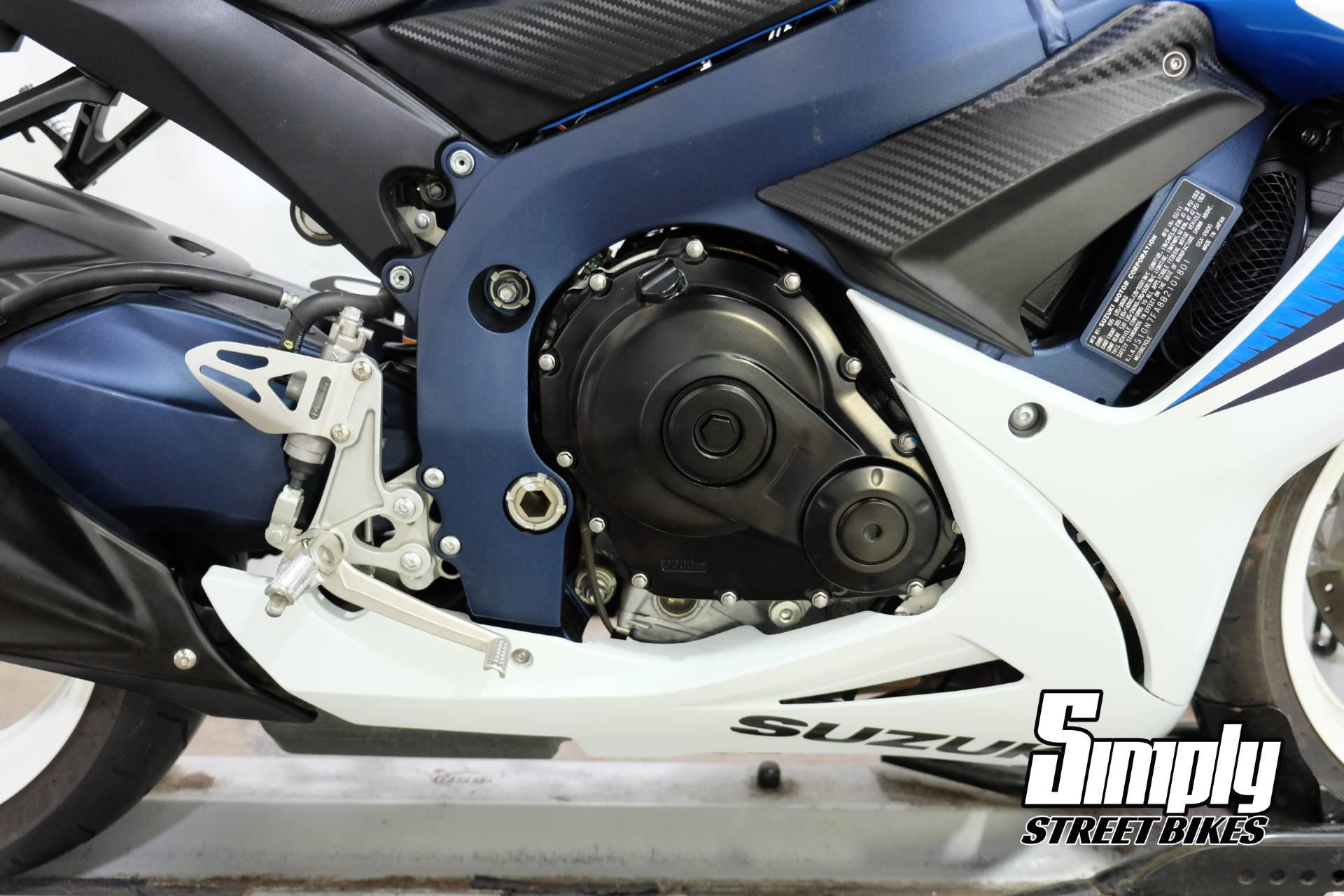 2011 Suzuki GSX-R600™ in Eden Prairie, Minnesota - Photo 14