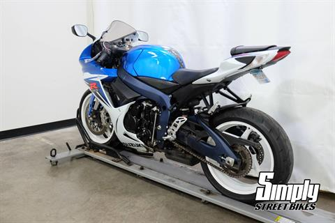 2011 Suzuki GSX-R600™ in Eden Prairie, Minnesota - Photo 6