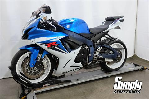 2011 Suzuki GSX-R600™ in Eden Prairie, Minnesota - Photo 4