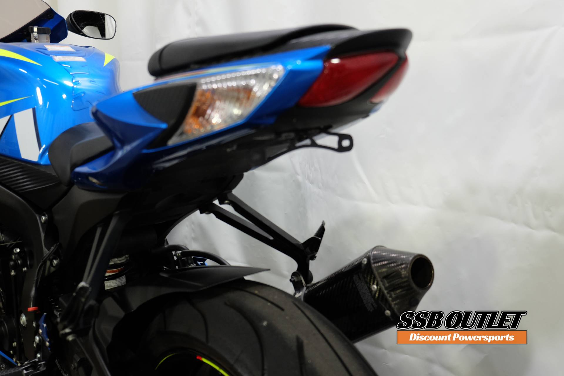 2015 Suzuki GSX-R600 in Eden Prairie, Minnesota - Photo 8
