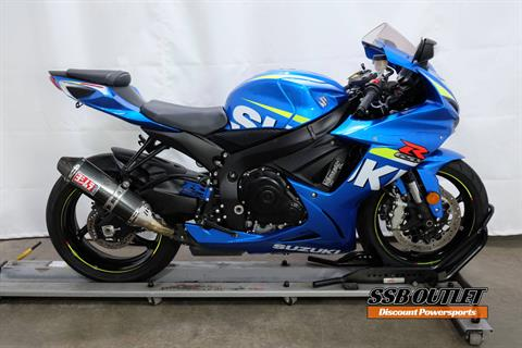 2015 Suzuki GSX-R600 in Eden Prairie, Minnesota - Photo 1