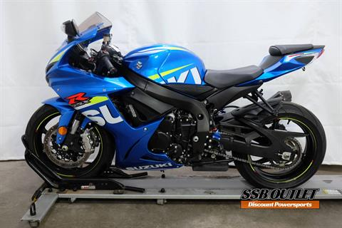 2015 Suzuki GSX-R600 in Eden Prairie, Minnesota - Photo 4