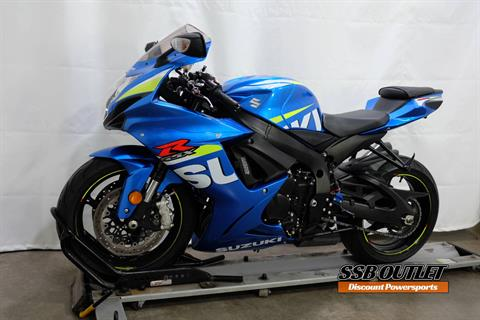 2015 Suzuki GSX-R600 in Eden Prairie, Minnesota - Photo 3