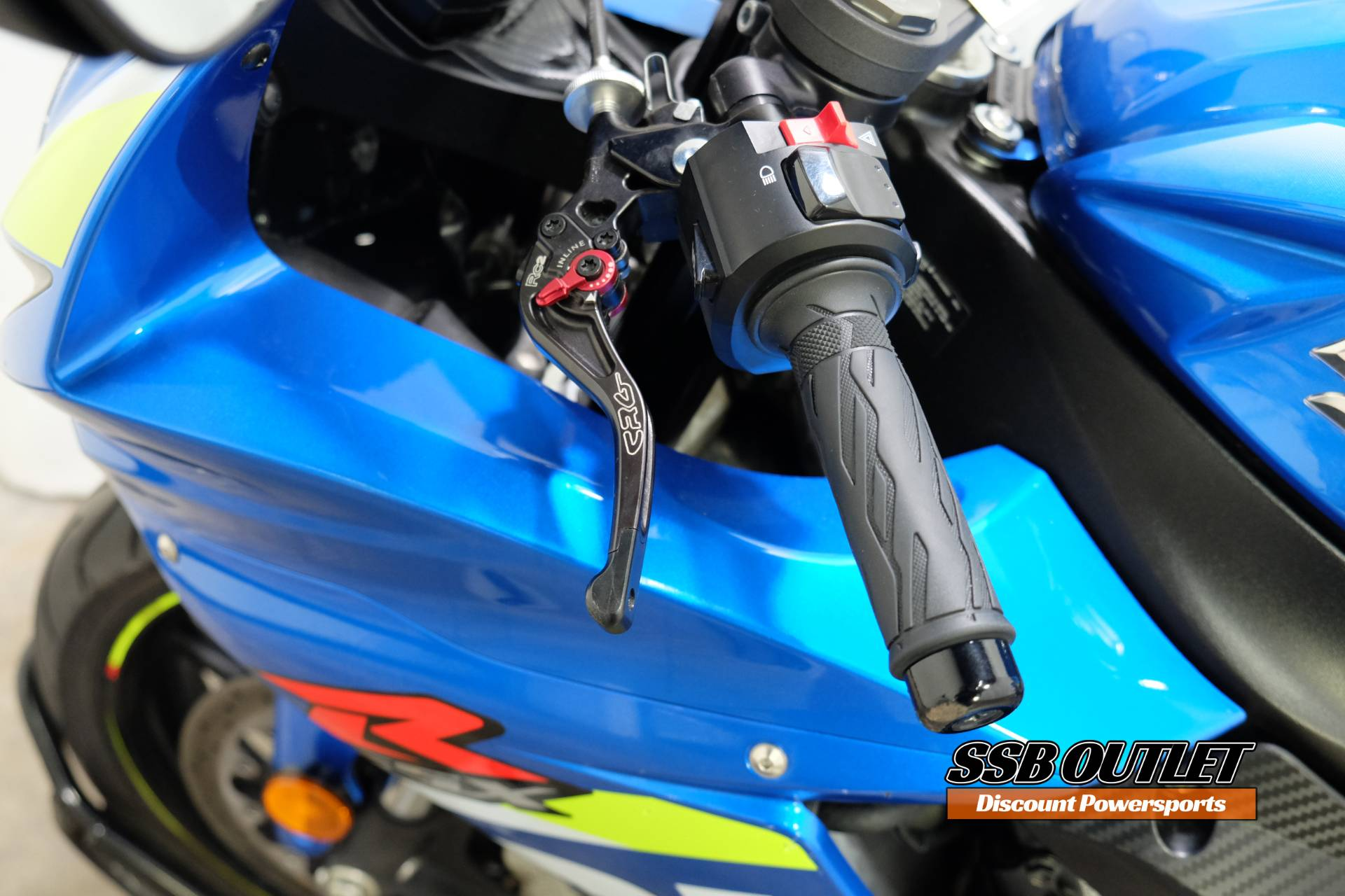 2015 Suzuki GSX-R600 in Eden Prairie, Minnesota - Photo 13