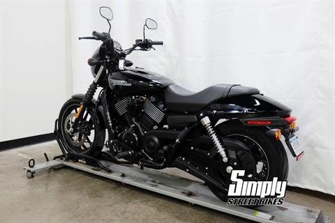 2018 Harley-Davidson Street® 750 in Eden Prairie, Minnesota - Photo 6