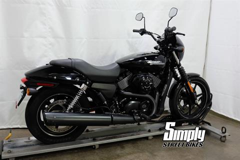 2018 Harley-Davidson Street® 750 in Eden Prairie, Minnesota - Photo 8