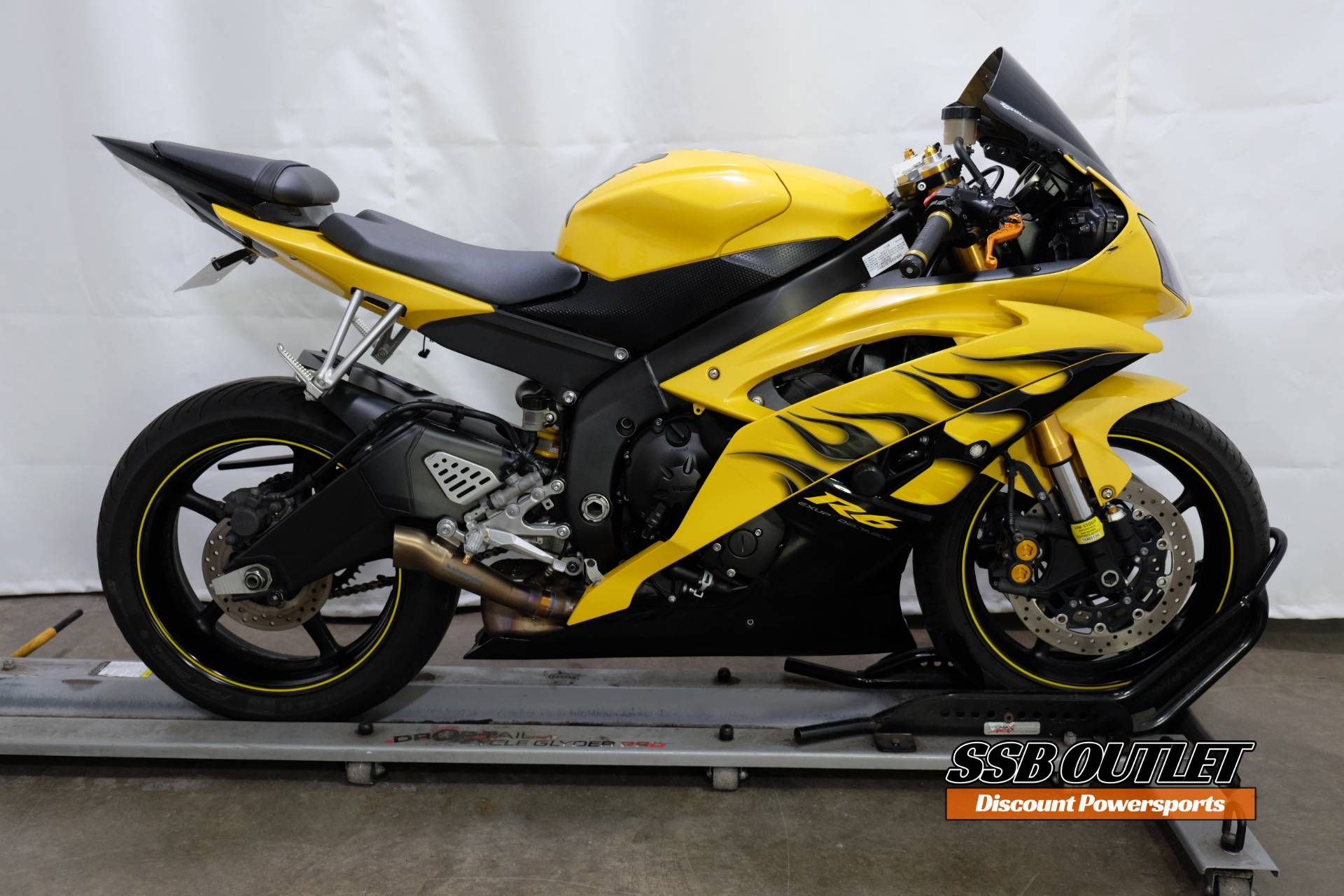 2008 Yamaha YZF-R6 for sale 165194