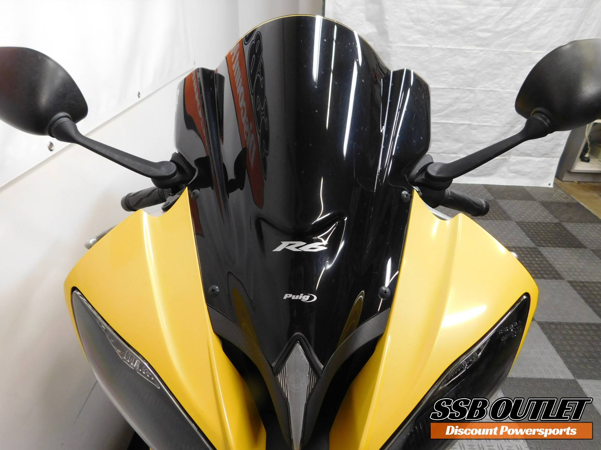 2008 Yamaha YZF-R6 9