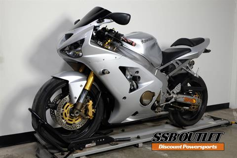 2004 Kawasaki Ninja® ZX-6R 636 in Eden Prairie, Minnesota - Photo 3