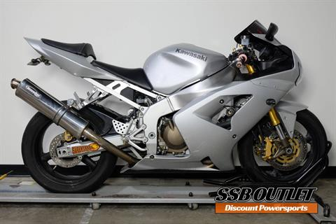 2004 Kawasaki Ninja® ZX-6R 636 in Eden Prairie, Minnesota - Photo 1