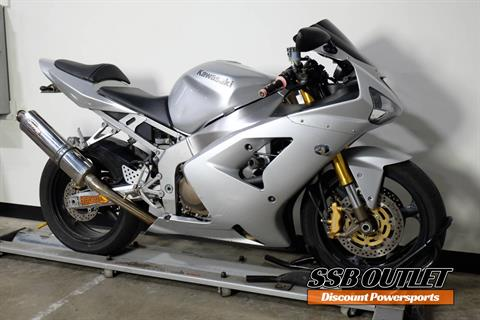 2004 Kawasaki Ninja® ZX-6R 636 in Eden Prairie, Minnesota - Photo 2