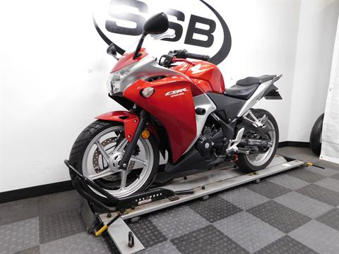 2011 Honda CBR®250R in Eden Prairie, Minnesota - Photo 4