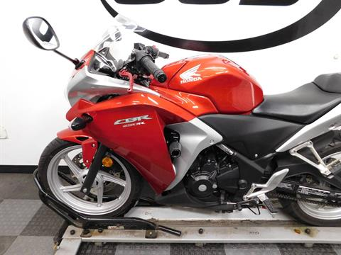 2011 Honda CBR®250R in Eden Prairie, Minnesota - Photo 9