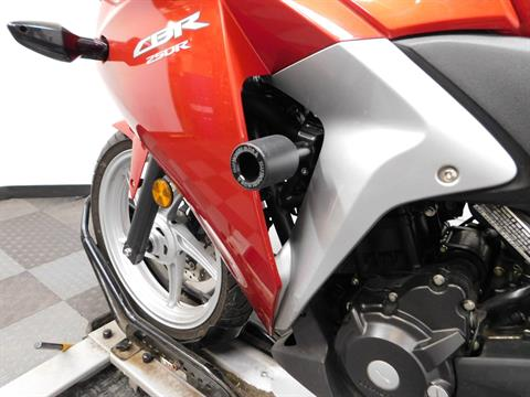 2011 Honda CBR®250R in Eden Prairie, Minnesota - Photo 20